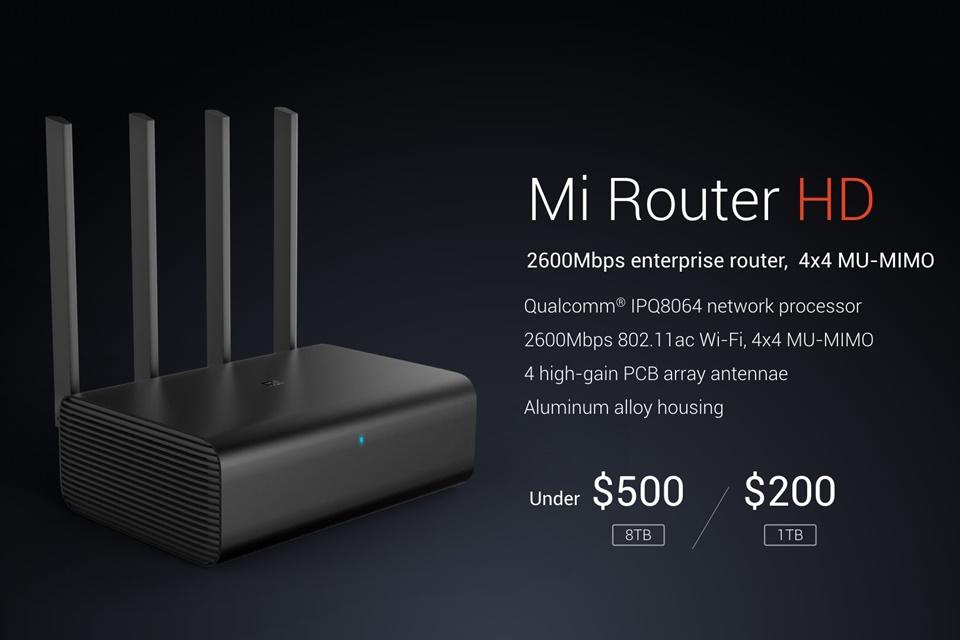 Imagem de Novidade a caminho: Xiaomi anuncia Mi Router HD na CES 2017 no tecmundo