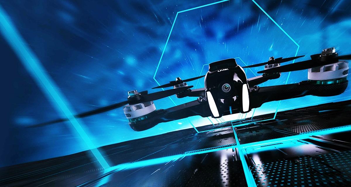 Imagem de UVify revela o Draco, um drone 'acessível' capaz de voar a mais de 160 km/h no tecmundo