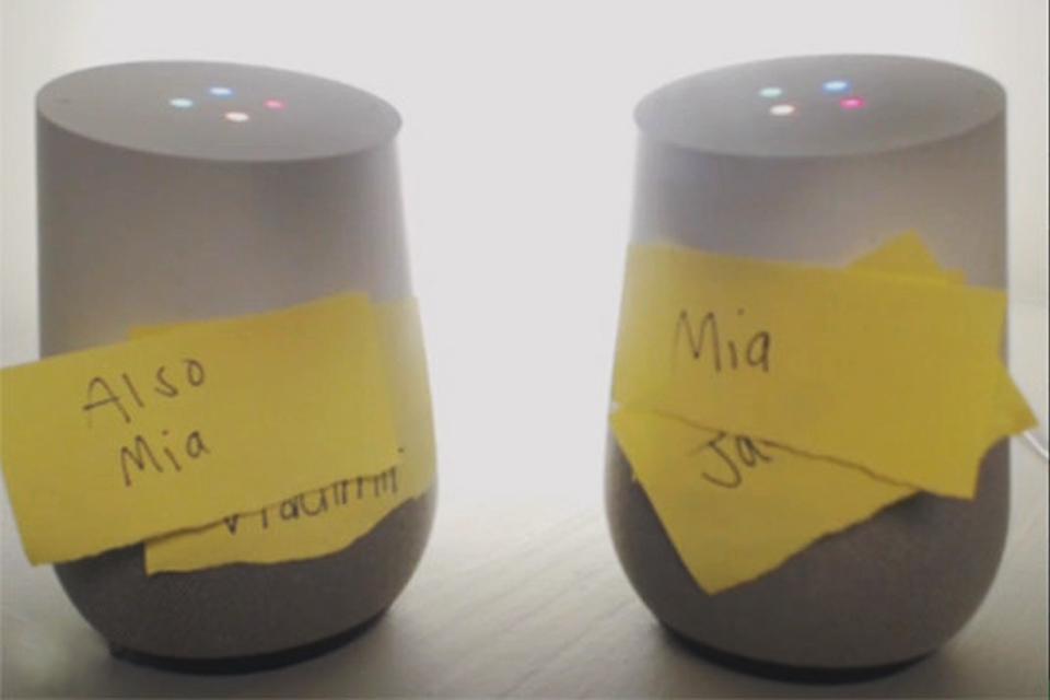 Imagem de Oi? Conversa entre dois Google Homes leva milhares de pessoas ao Twitch no tecmundo