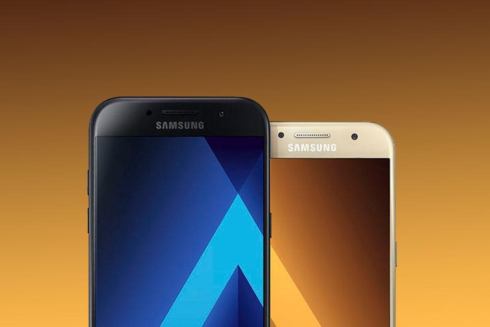 Imagem de Conferimos de perto o novo Galaxy A3 (2017) da Samsung na CES 2017 no tecmundo