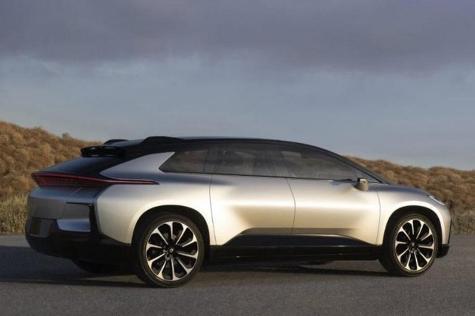 Imagem de FF91: conhecemos o carro elétrico da Faraday Future na CES 2017 no tecmundo