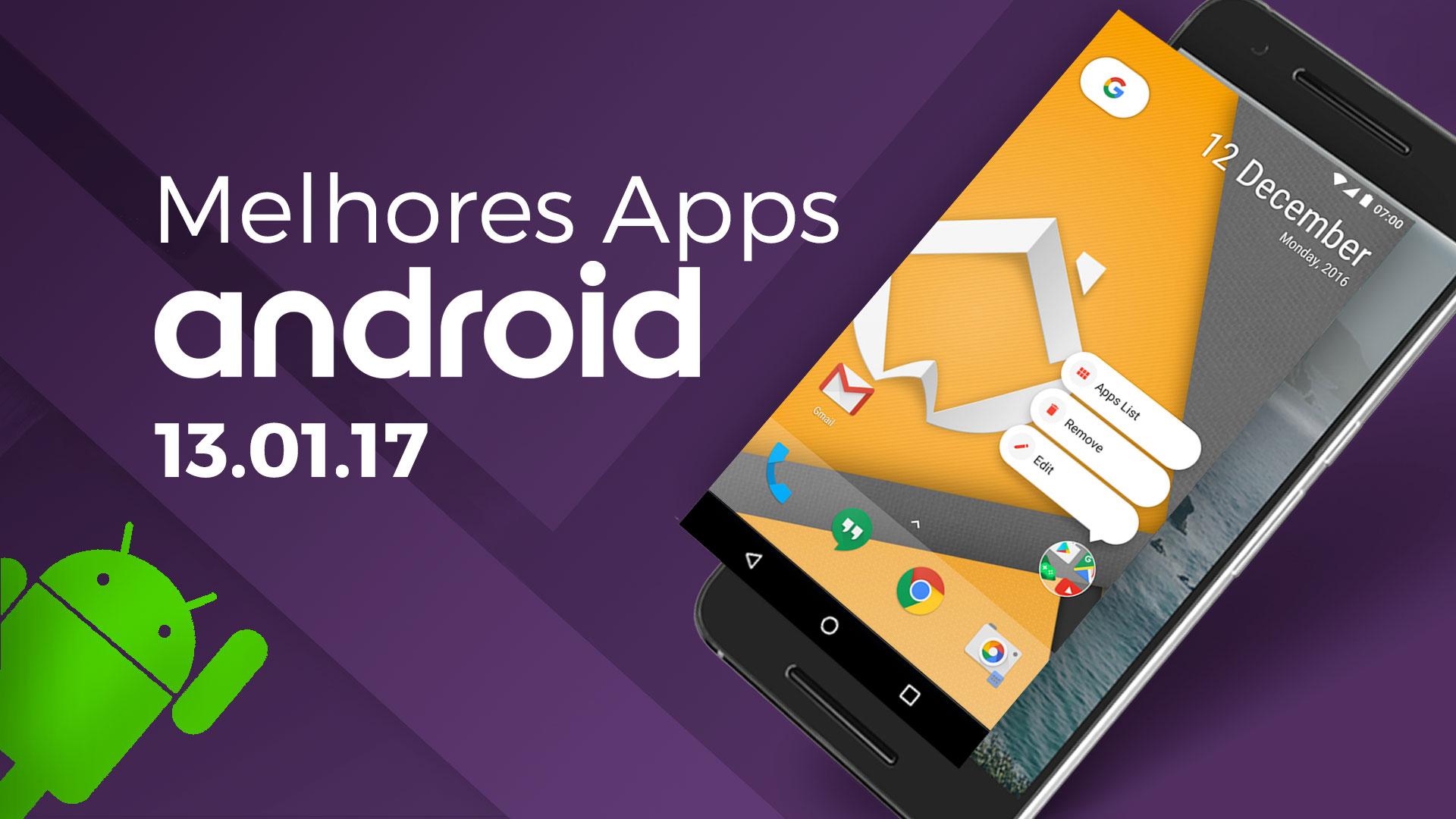 Imagem de Melhores Apps para Android: 13/01/2017 [vídeo] no tecmundo