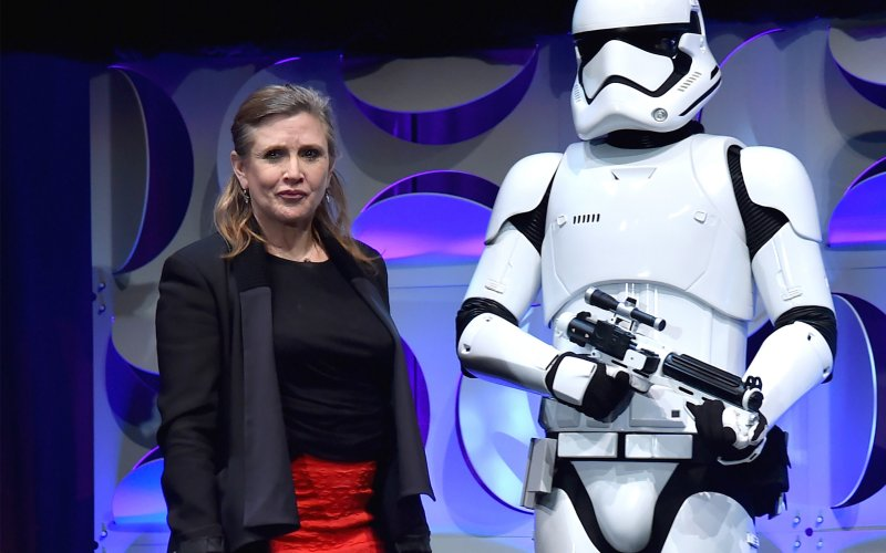 Lucasfilm não tem planos para recriar Princesa Leia em CGI