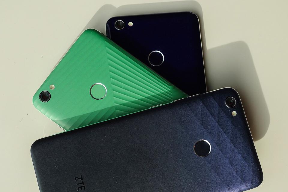 Imagem de ZTE Hawkeye: celular colaborativo tem hardware revelado e é apenas... OK no tecmundo