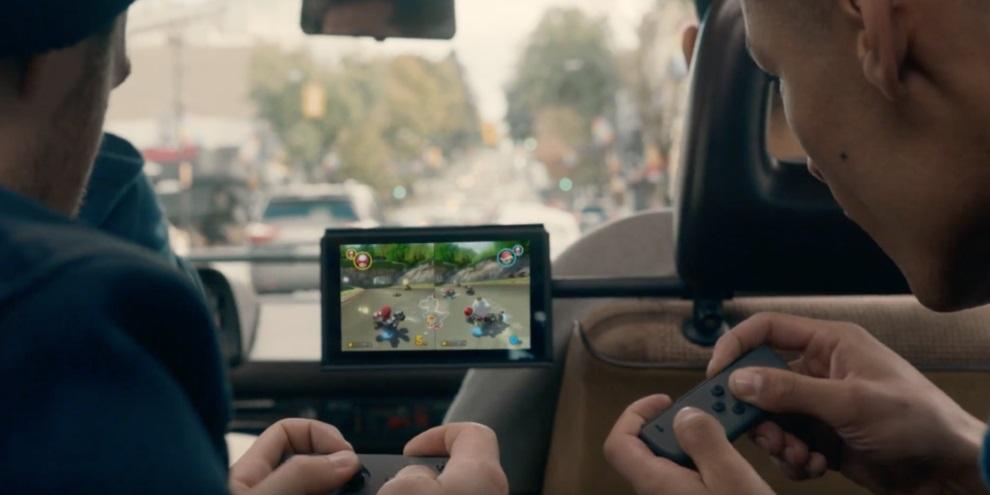 Imagem de Nintendo divulga as especificações técnicas oficiais do Switch no tecmundo