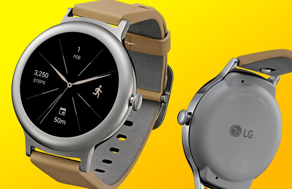 Imagem de Vazam primeiras imagens em alta definição do LG Watch Style no tecmundo