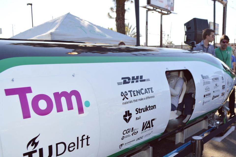 Imagem de Competição de pods testam o que pode ser veículo do futuro no tecmundo
