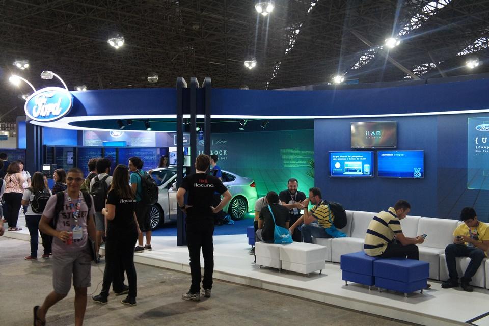 Imagem de Ford traz workshop e novidades da parceria com Samsung para a Campus Party no tecmundo