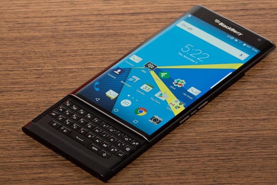 Imagem de BlackBerry agora ocupa menos de 0,1% do mercado mundial de smartphones no tecmundo