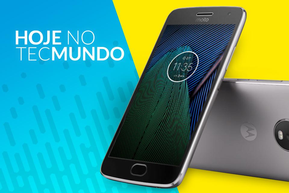 Imagem de Tudo do novo Moto G5 Plus - Hoje no TecMundo no tecmundo
