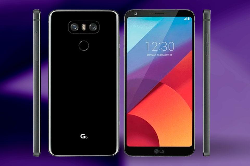 Imagem de Veja a primeira imagem do novo smartphone LG G6 no tecmundo