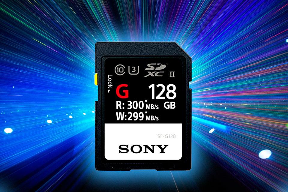 Imagem de Sony anuncia cartão SD mais rápido do mundo, que grava arquivos a 299 MB/s no tecmundo