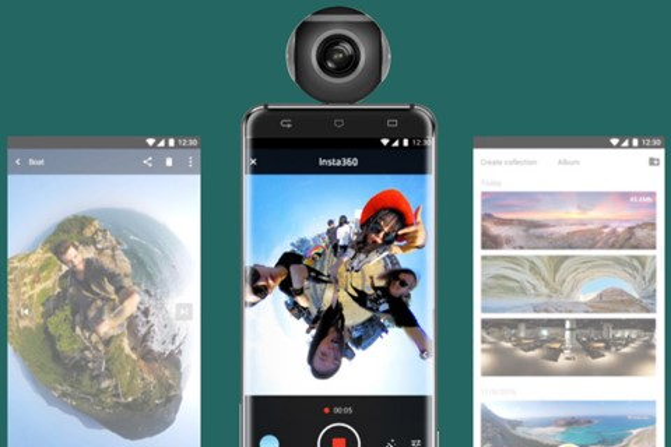 Imagem de Huawei anuncia câmera de 360 graus para seus smartphones no tecmundo