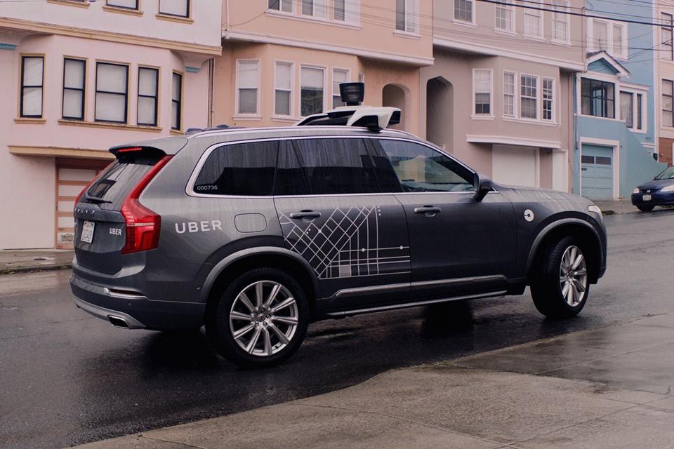 Imagem de Carros autônomos da Uber já levam passageiros nos Estados Unidos no tecmundo