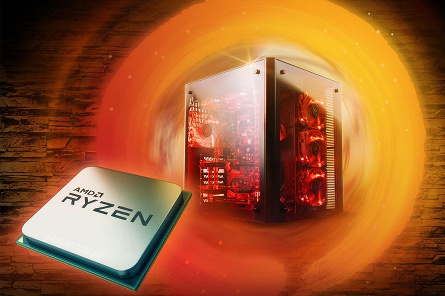Imagem de Processadores Ryzen 7 da AMD já estão em pré-venda no Brasil; veja preços no tecmundo