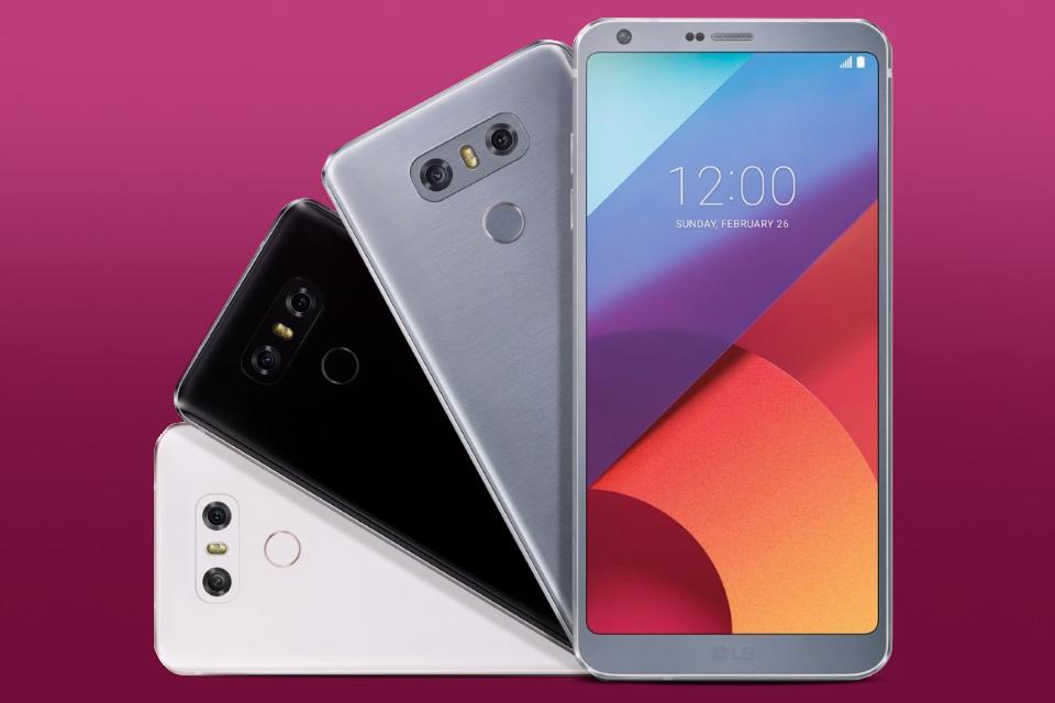 Imagem de Nova imagem do LG G6 mostra o aparelho em três cores no tecmundo