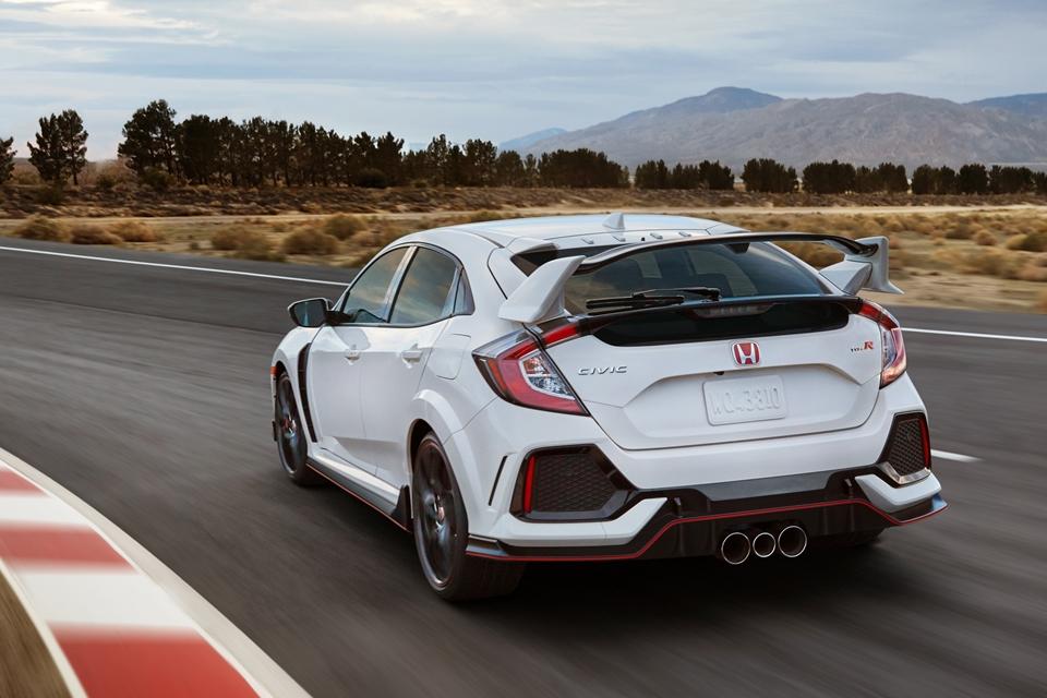 Imagem de O furioso Honda Civic Type R ganha detalhes antes de lançamento nos EUA no tecmundo