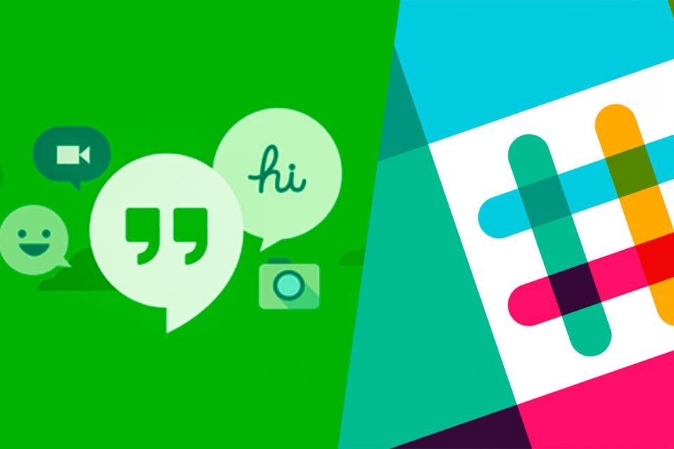 Imagem de Google Hangouts vai competir com Slack no meio empresarial no tecmundo