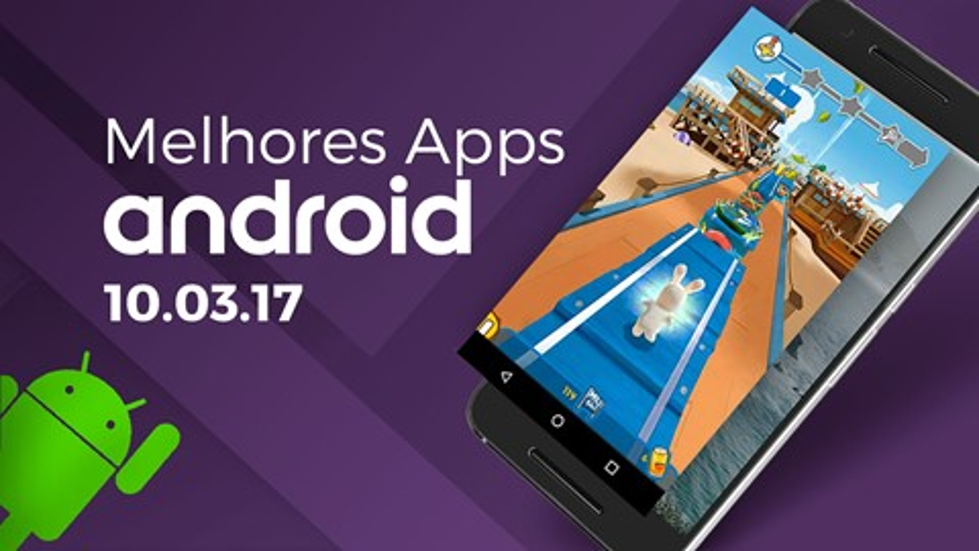 Imagem de Melhores Apps para Android: 10/03/2017 [vídeo] no tecmundo