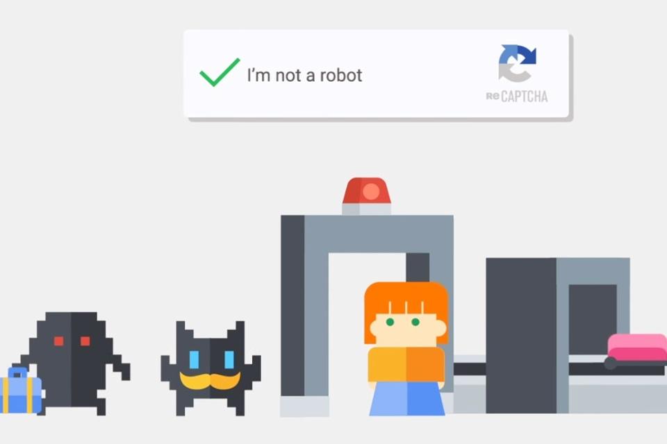 """Imagem de Não precisa mais assinalar: Google torna verificação reCAPTCHA """"invisível"""" no tecmundo"""