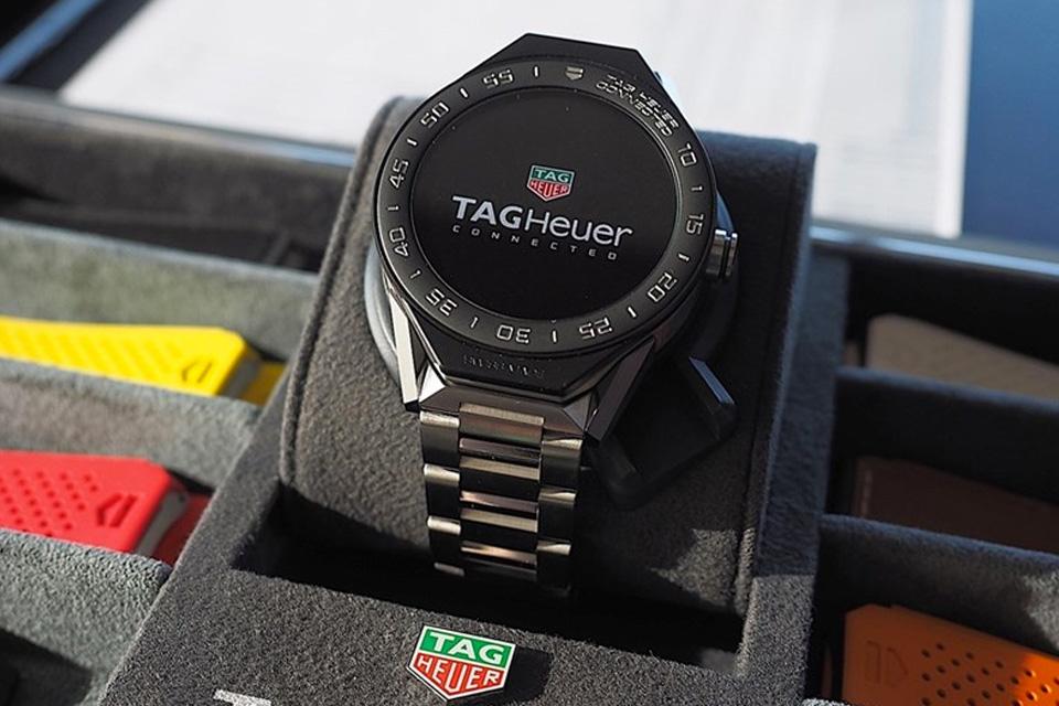 Imagem de TAG Heuer Connected Modular 45 traz luxo, customização e soluções Intel no tecmundo