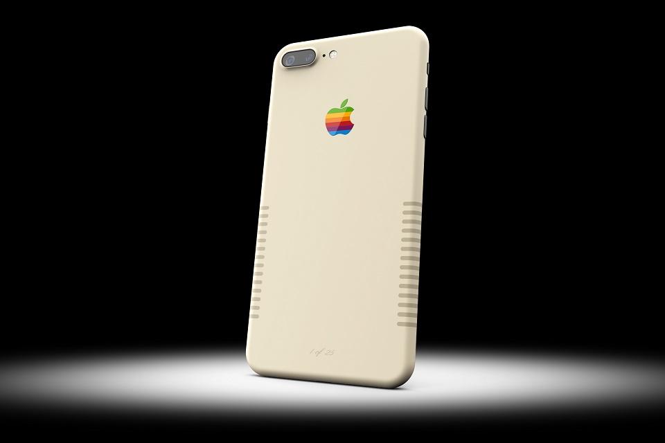 Imagem de Este iPhone 7 Plus Retro Edition custa incríveis US$ 1,9 mil no tecmundo