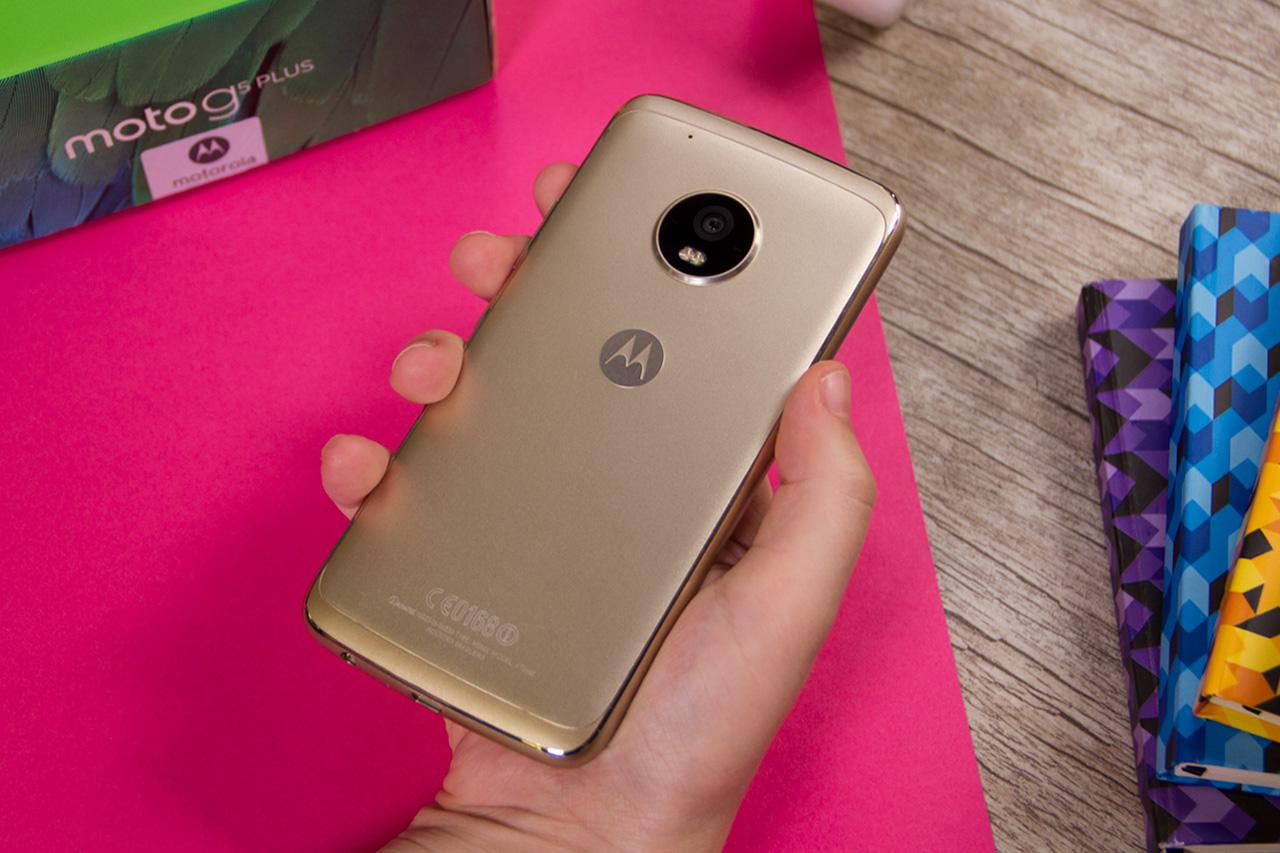 Review: smartphone Motorola Moto G5 Plus - TecMundo