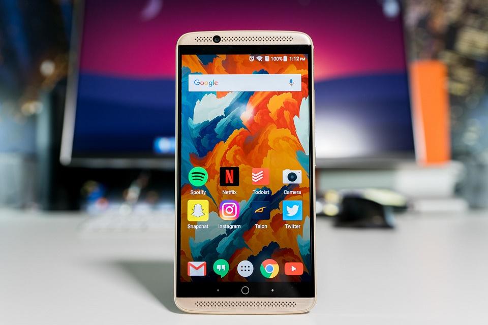 Imagem de ZTE Axon 7 é um sonho de smartphone que já tem Android 7.1.1 no tecmundo