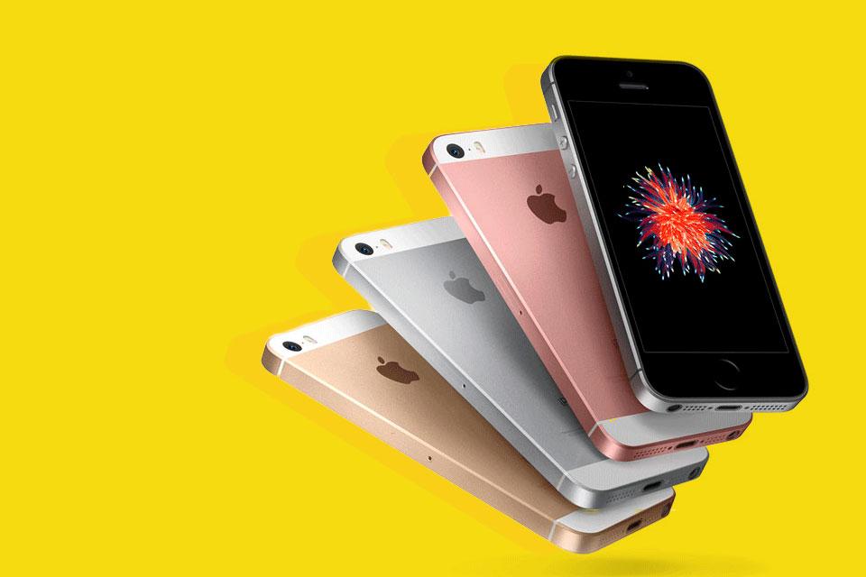 Imagem de iPhone SE e iPad mini 4 ganham versões com mais armazenamento interno no tecmundo