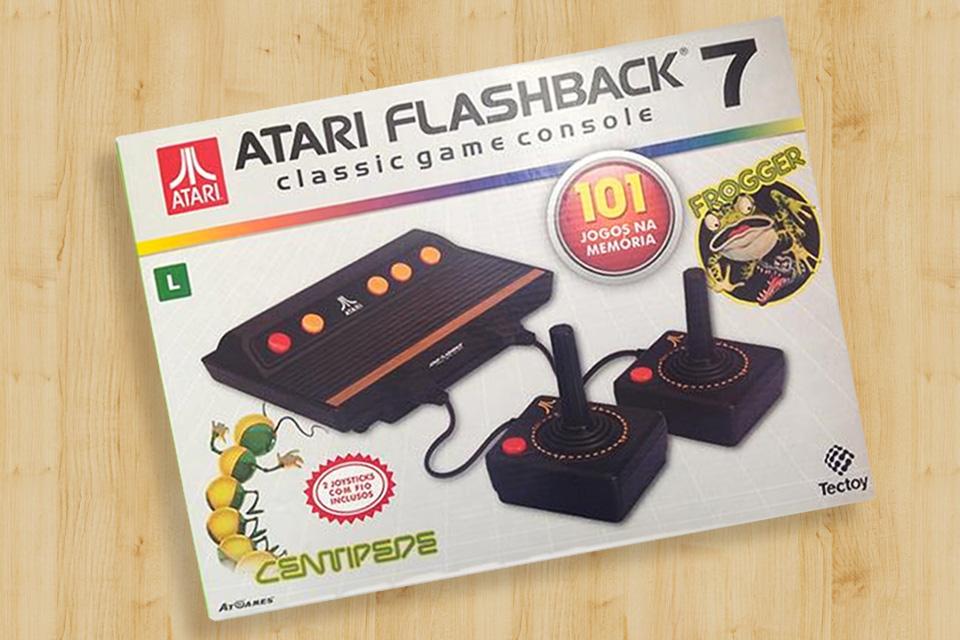 Imagem de Atari no ataque! Parece que o próximo lançamento da Tectoy é mesmo o Atari no tecmundo