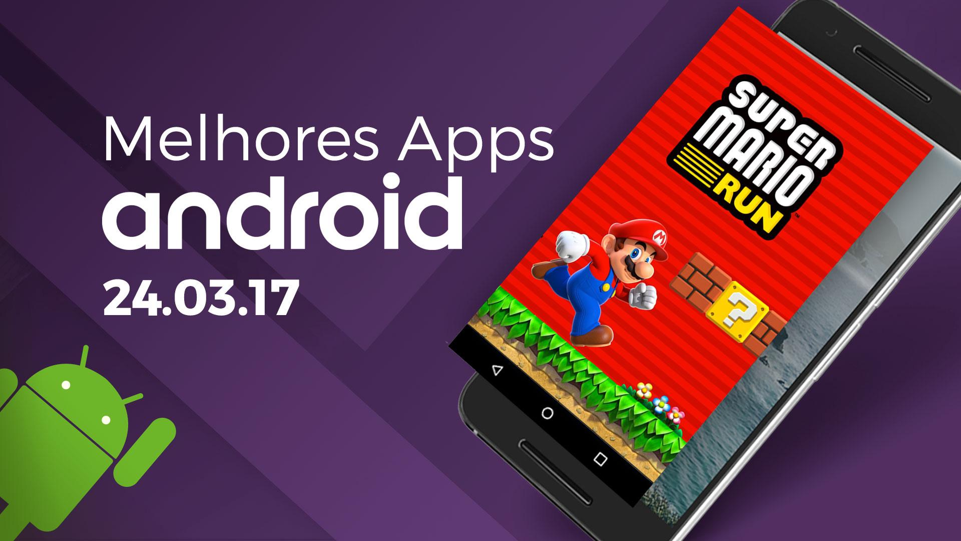 Imagem de Melhores Apps da Semana para Android: 24/03/2017 no tecmundo