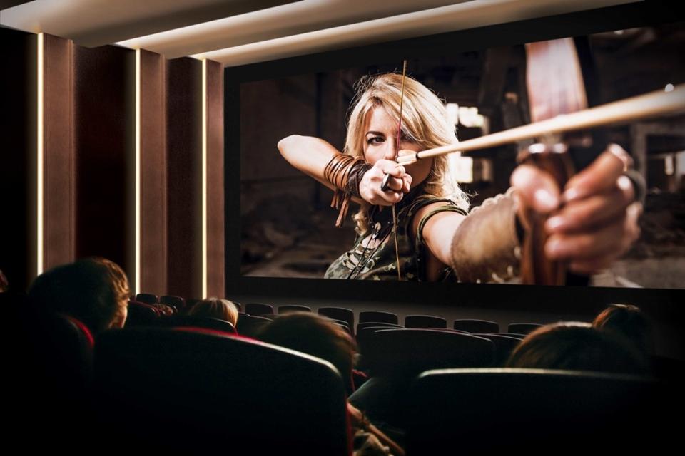 Imagem de Samsung apresenta seu novo produto: uma tela de cinema com HDR e 4K no tecmundo