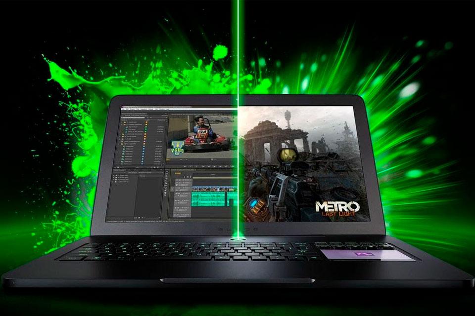 Imagem de Razer lança Blade Pro, o primeiro laptop para games certificado pela THX no tecmundo