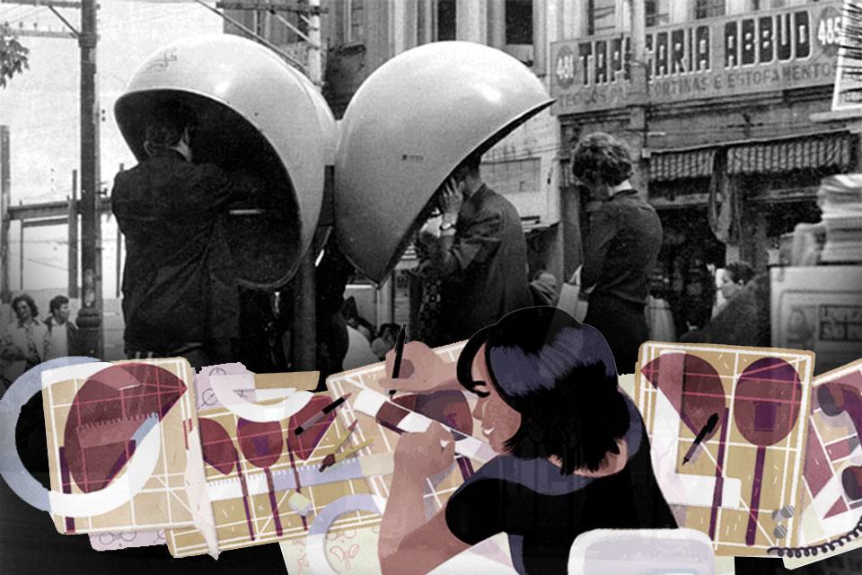 Imagem de Inventora do Orelhão é a homenageada do dia pelo Google Doole no tecmundo