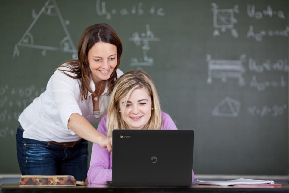 Imagem de Positivo apresenta Chromebook com foco em educação no tecmundo