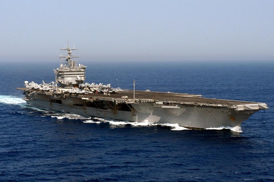 Imagem de Confira 9 dos maiores porta-aviões já construídos pelo homem no tecmundo