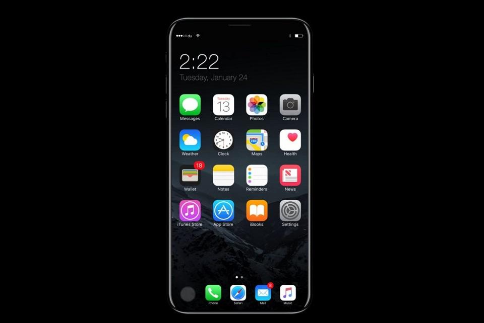 Imagem de A Apple está 'apanhando' para conseguir encaixar o Touch ID no iPhone 8 no tecmundo