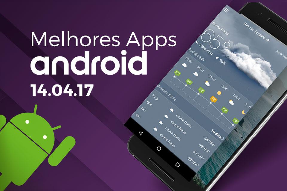 Imagem de Melhores Apps da Semana para Android: 14/04/2017 no tecmundo