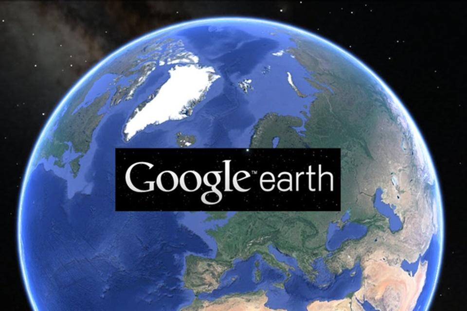 Imagem de Google vai revelar nova Google Earth na próxima semana no tecmundo