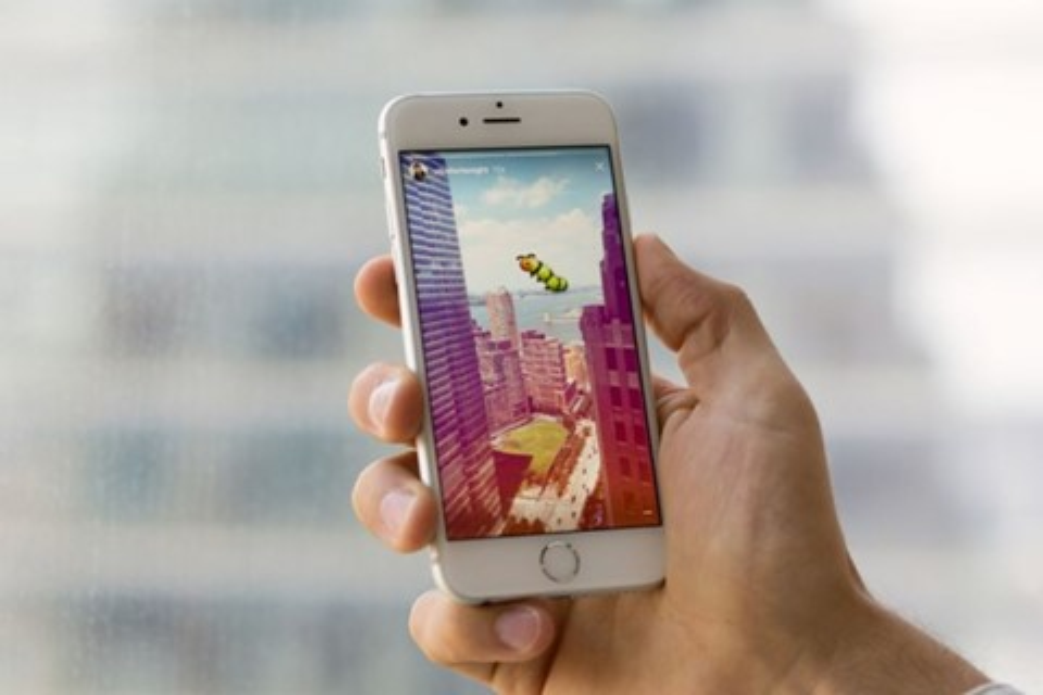 Imagem de Novo líder no pedaço: Instagram já tem mais usuários que o Snapchat no tecmundo