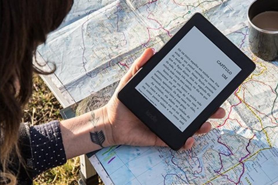 Imagem de Rumor: próxima geração do Kindle Paperwhite pode ser impermeável no tecmundo