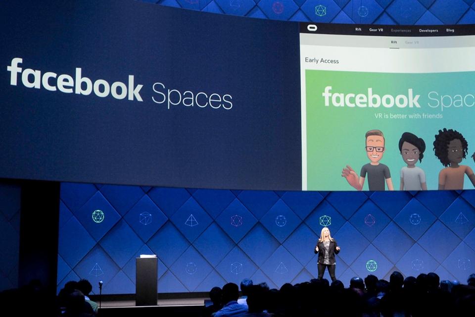 Imagem de Facebook lança seu primeiro app de realidade virtual para Oculus Rift no tecmundo