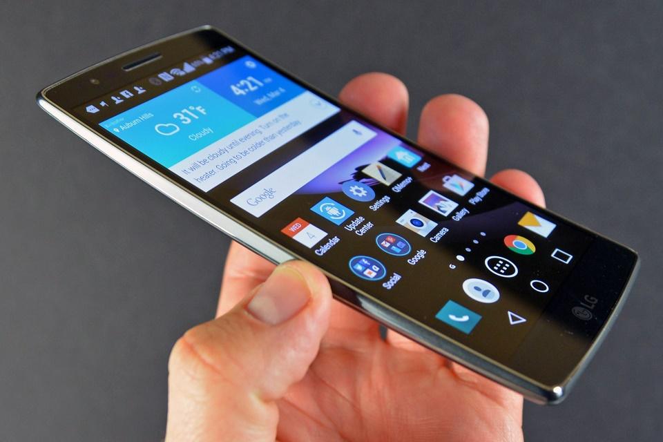 Imagem de LG vai voltar ao mundo dos smartphones com tela curva  no tecmundo