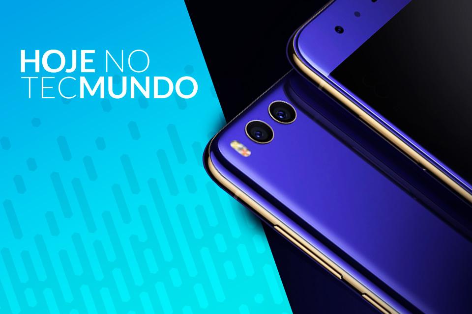 Imagem de Xiaomi anuncia concorrente para o Galaxy S8 - Hoje no TecMundo no tecmundo