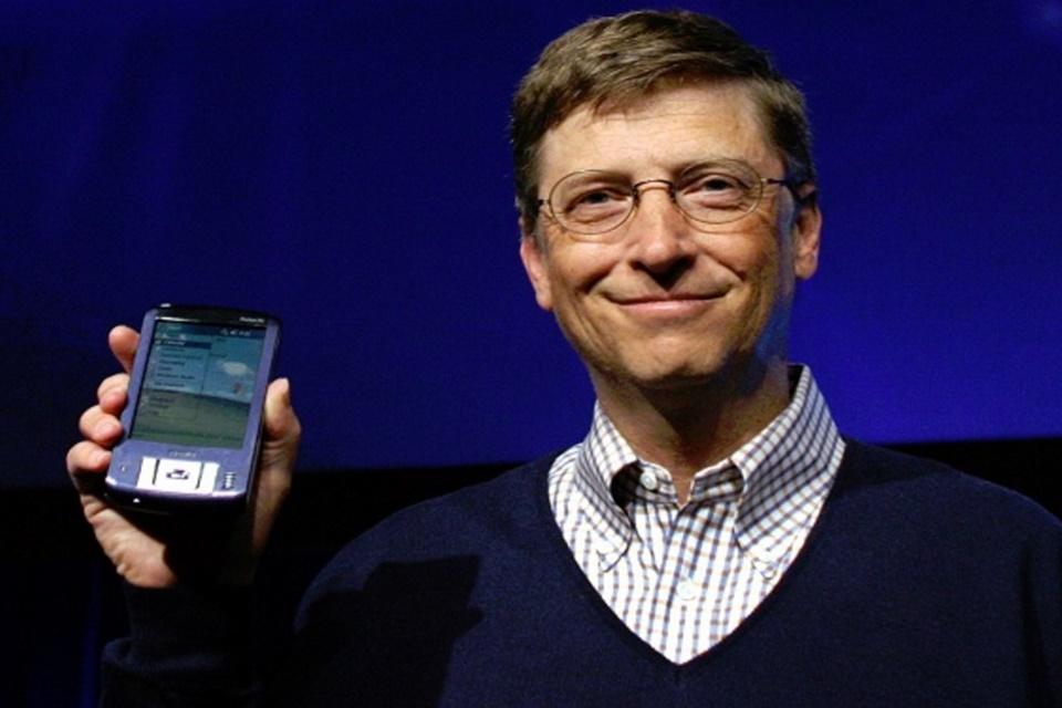 Imagem de Só com 14 anos: Bill Gates fala como limita o uso de smartphone dos filhos no tecmundo
