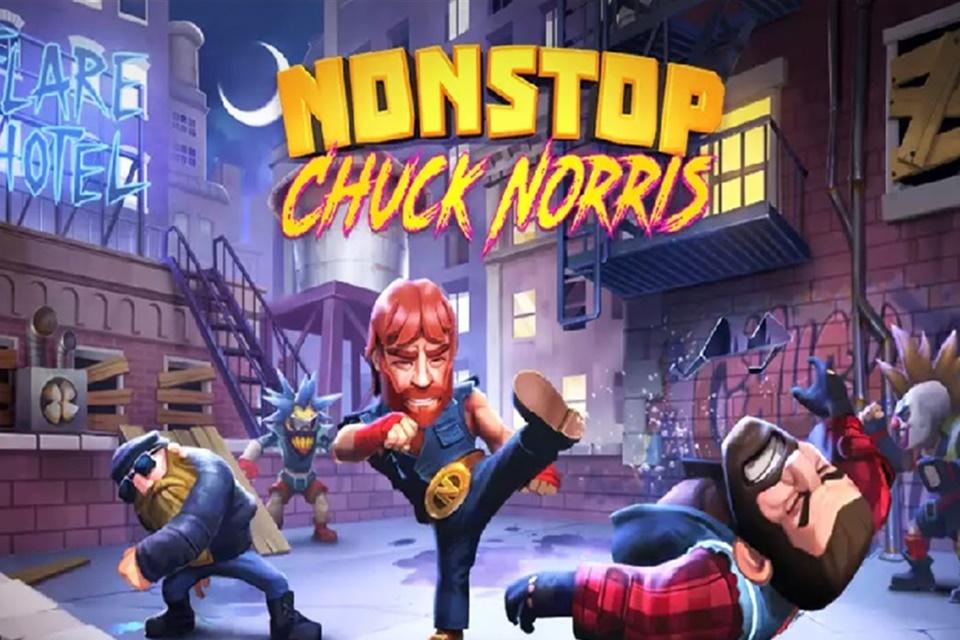 Imagem de Nonstop Chuck Norris chega com muita pancadaria e humor ao Android e iOS no tecmundo