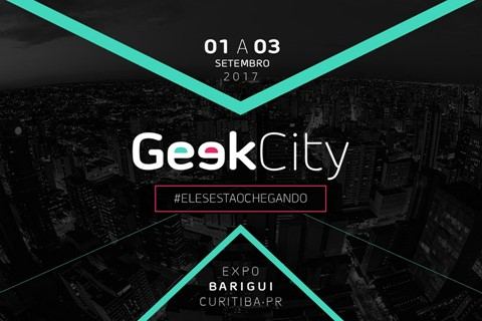 Imagem de Curitiba sediará o Geek City, evento para fãs de filmes, games e tecnologia no tecmundo