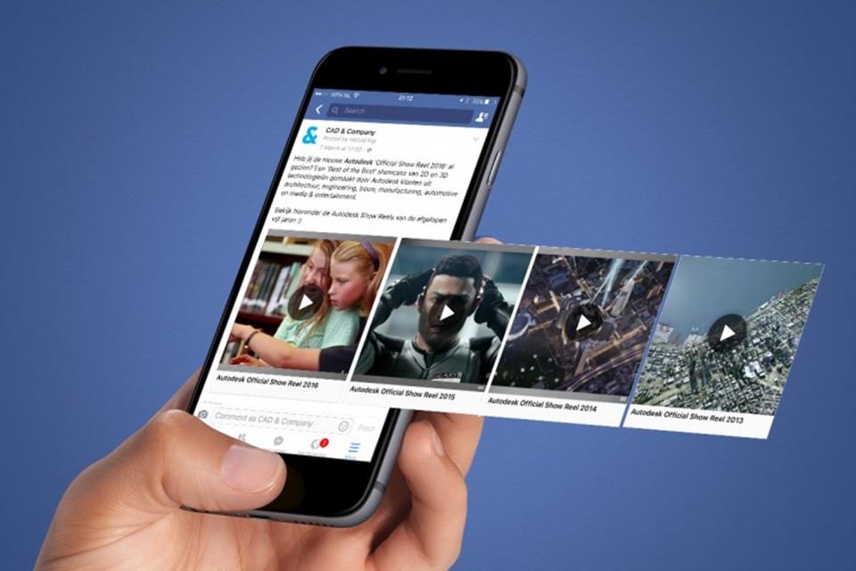 Imagem de Facebook incrementa regras para diminuir pirataria de vídeos no tecmundo