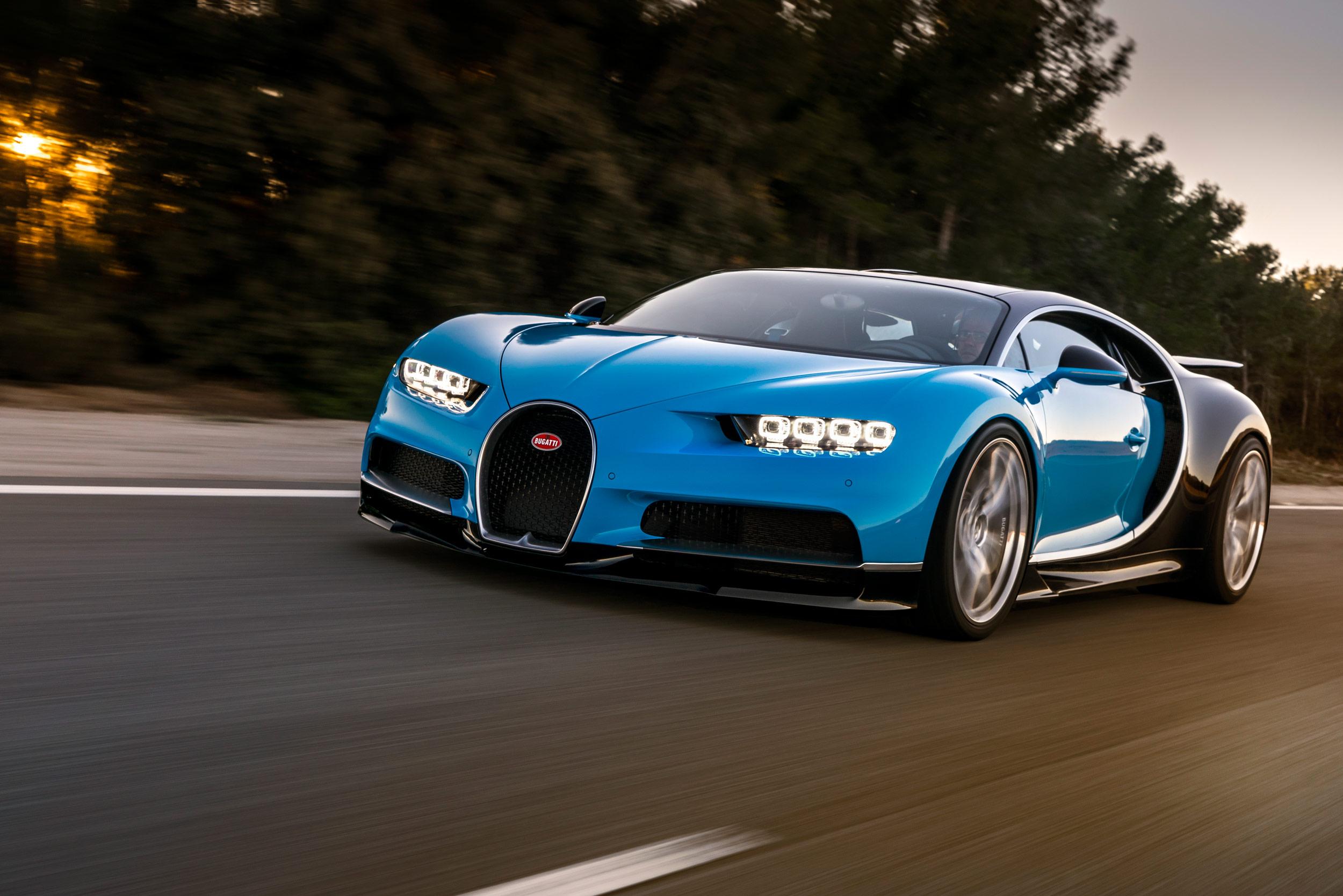 Imagem de É assim que o motor de 1.500 cavalos do Bugatti Chiron é testado no tecmundo