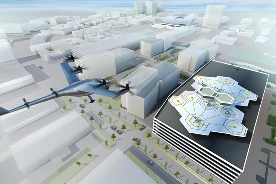 Imagem de Uber se junta a Dallas e Dubai em projeto de carros voadores até 2020 no tecmundo